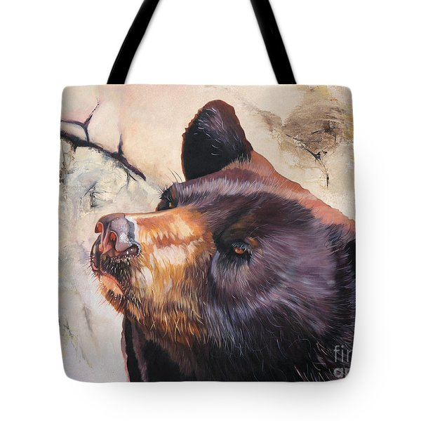In Your Eyes Tote Bag