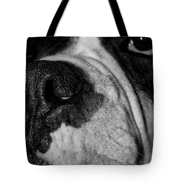 In Your Face II Tote Bag by DigiArt Diaries by Vicky B Fuller