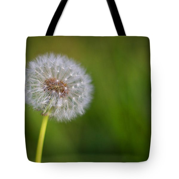 Tote Bag featuring the photograph In Your Own Time by Tim Nichols