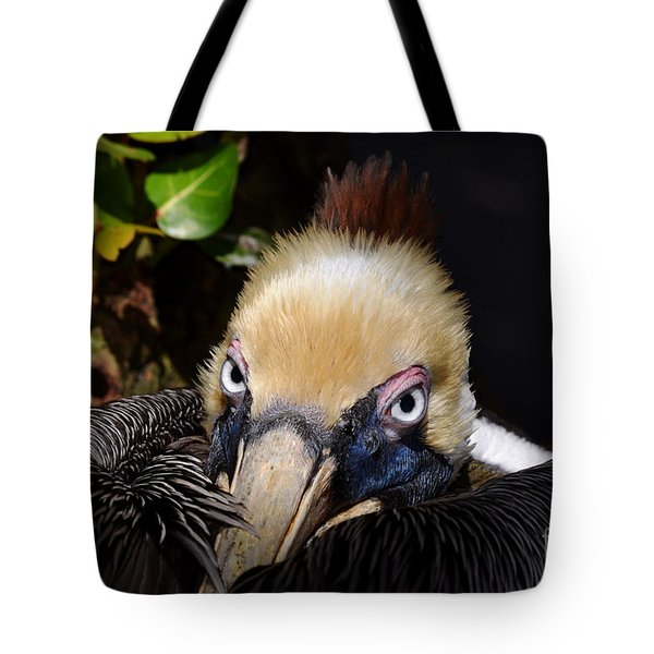 In Your Watch Tote Bag