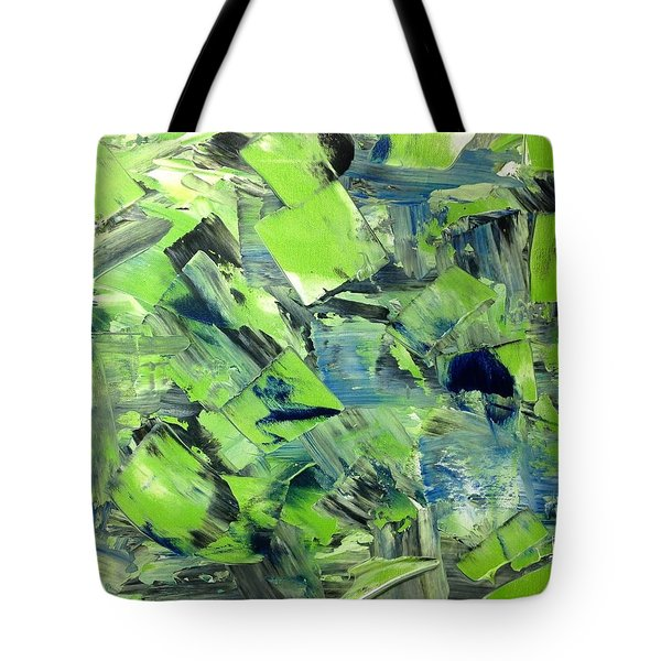 Inabstraction - Gbwb No.1 Tote Bag