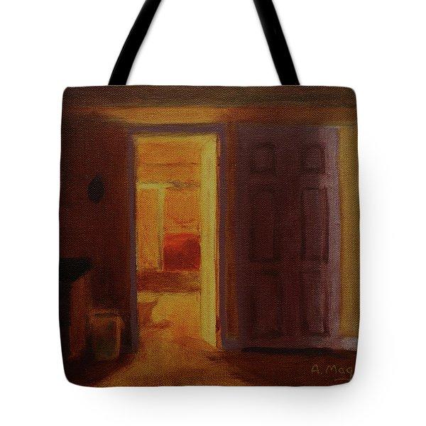 Incandescence Tote Bag