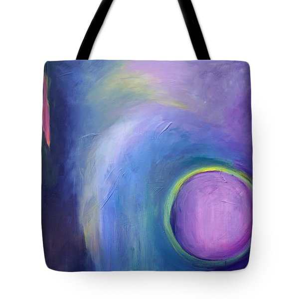 Incandescence Tote Bag