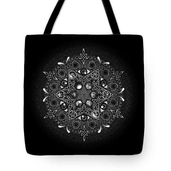 Inclusion Tote Bag by Matthew Ridgway