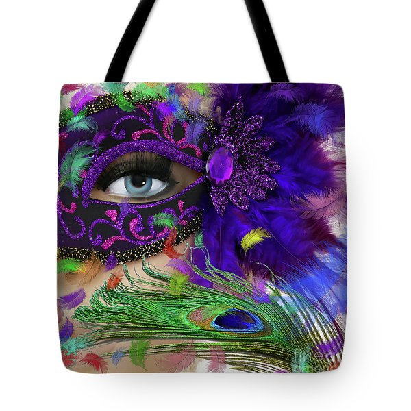 Tote Bag featuring the photograph Incognito by LemonArt Photography