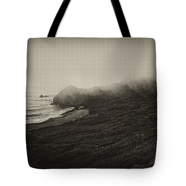 Tote Bag featuring the photograph Incoming Fog by Hugh Smith