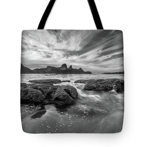 Incoming Tide Tote Bag