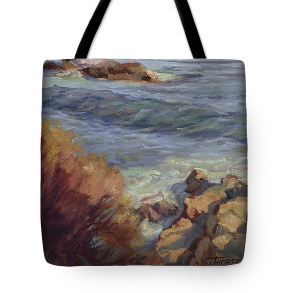Incoming Wave Tote Bag