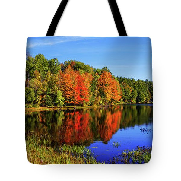Incredible Pano Tote Bag