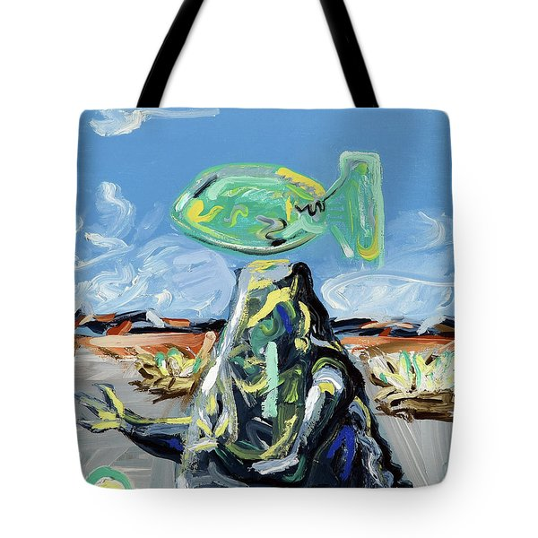 Incubator Of Anxiety Tote Bag