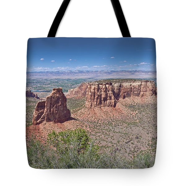 Independence Pano Tote Bag