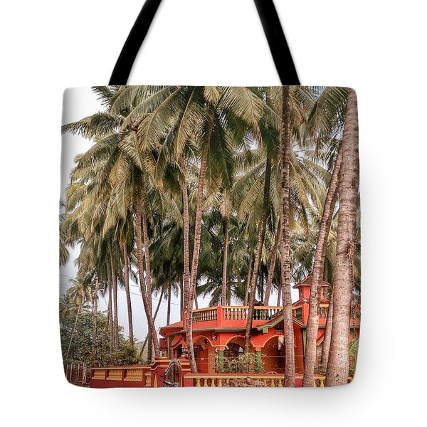 India House Tote Bag
