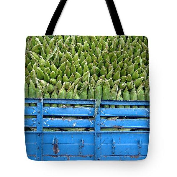 Indian Harvest Tote Bag