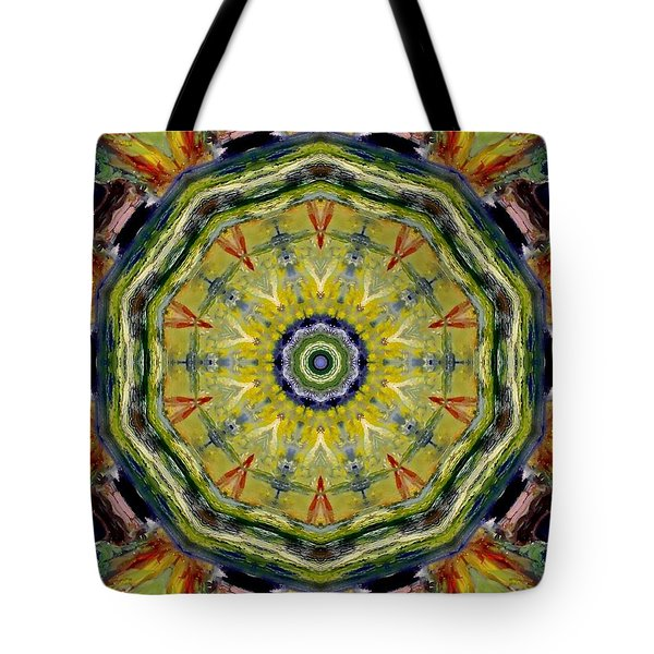 Indian Paint Tote Bag
