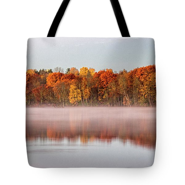 Indian Point Morning Tote Bag