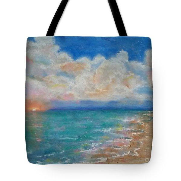 Indian Shores Tote Bag