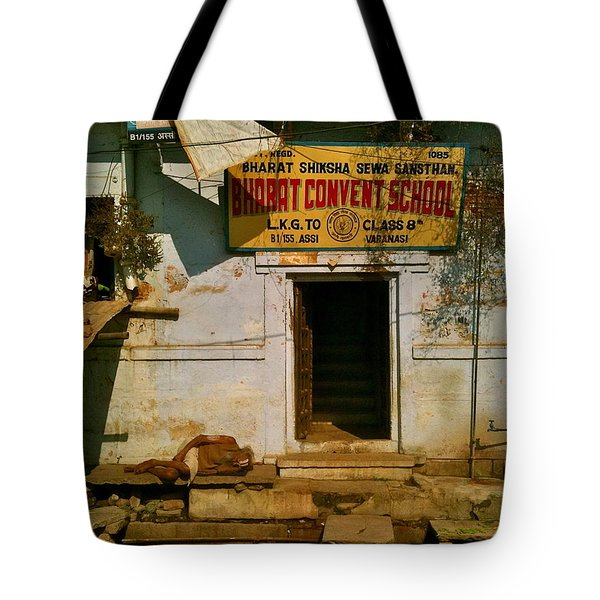 Indian Siesta Tote Bag