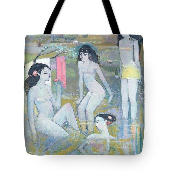Indian Summer Tote Bag by Endre Roder