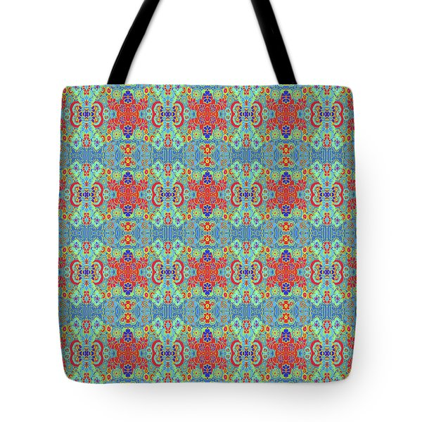 Indian Summer Tote Bag