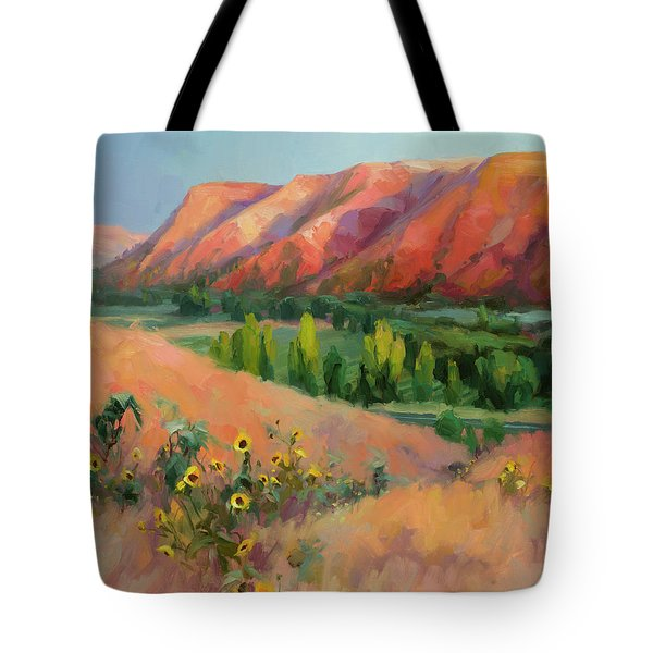 Indian Hill Tote Bag