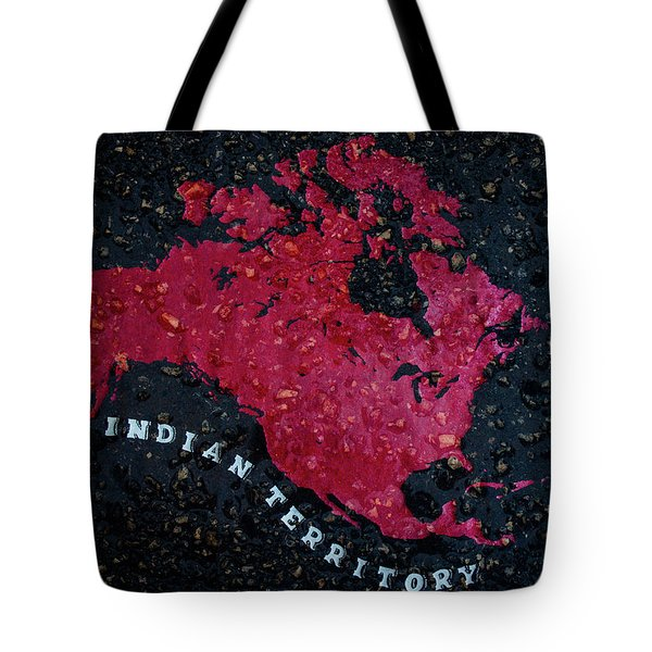 Indian Territory Tote Bag