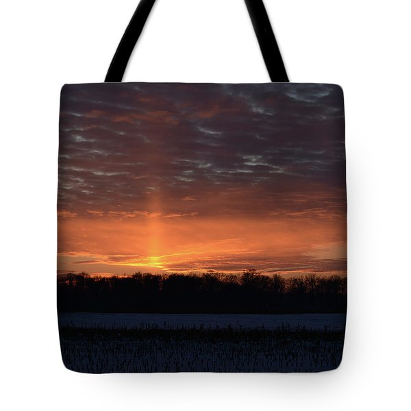 Indiana Evening Tote Bag