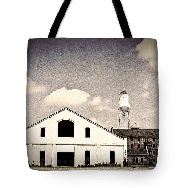 Indiana Warehouse Tote Bag