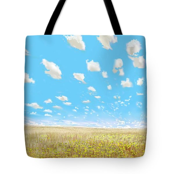 Indianola Tote Bag by Kerry Beverly