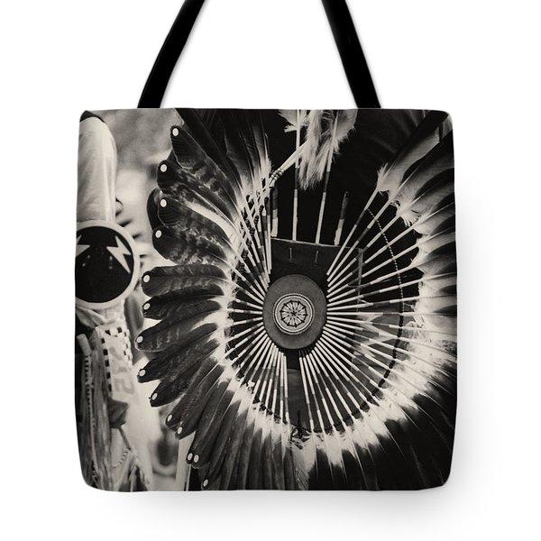 Indigenous 2 Tote Bag