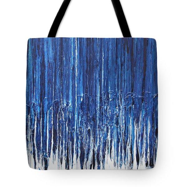 Indigo Soul Tote Bag