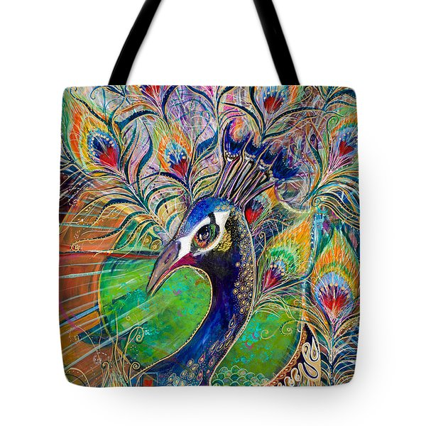 Confidence And Beauty- Individuality Tote Bag by Leela Payne