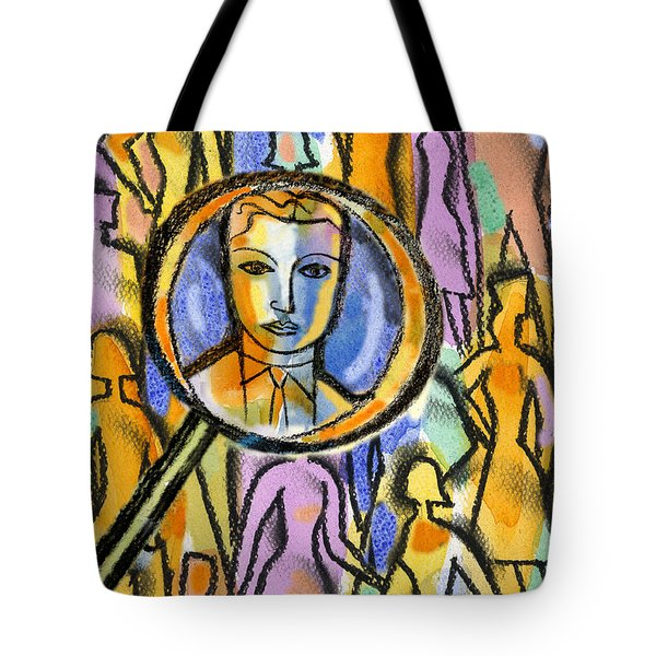 Individuality Tote Bag