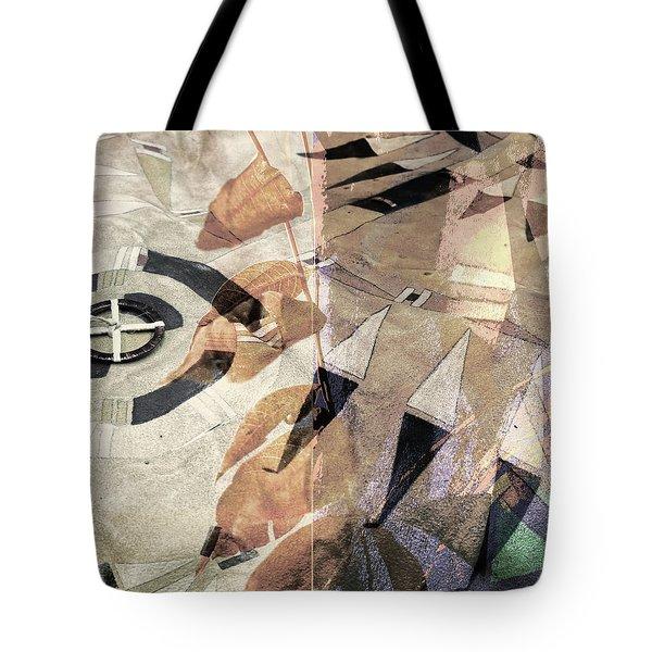 Indomitable Spirit Tote Bag by Toni Hopper