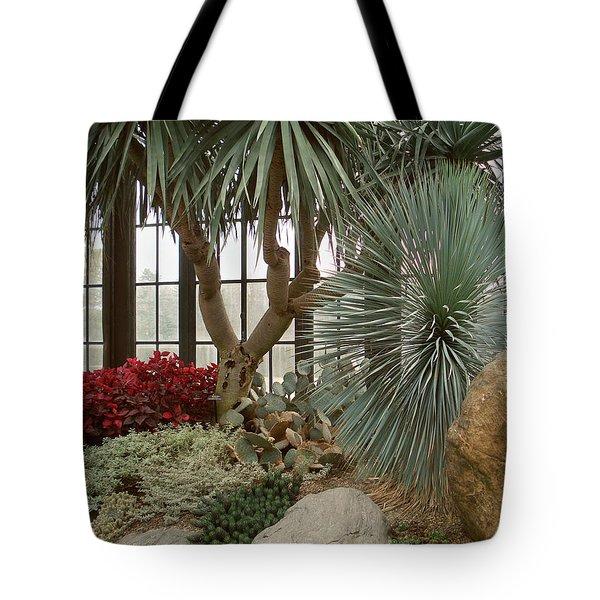 Indoor Garden Tote Bag