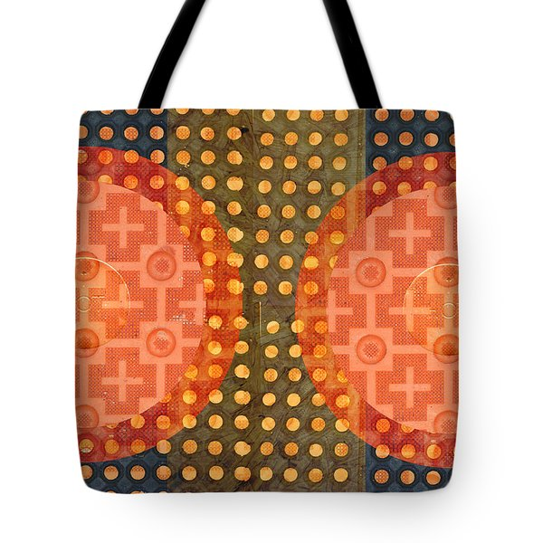 Tote Bag featuring the photograph Industrial Art Rubber Restaurant And Skid Mats by Suzanne Powers