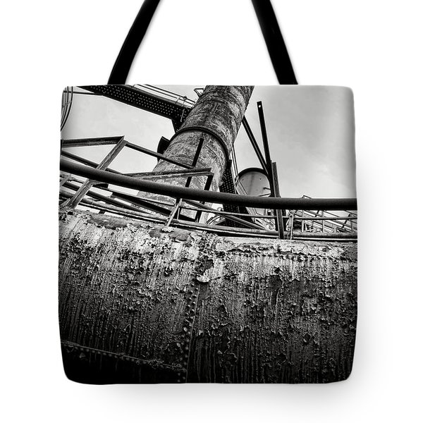 Industrial Carnival  Tote Bag