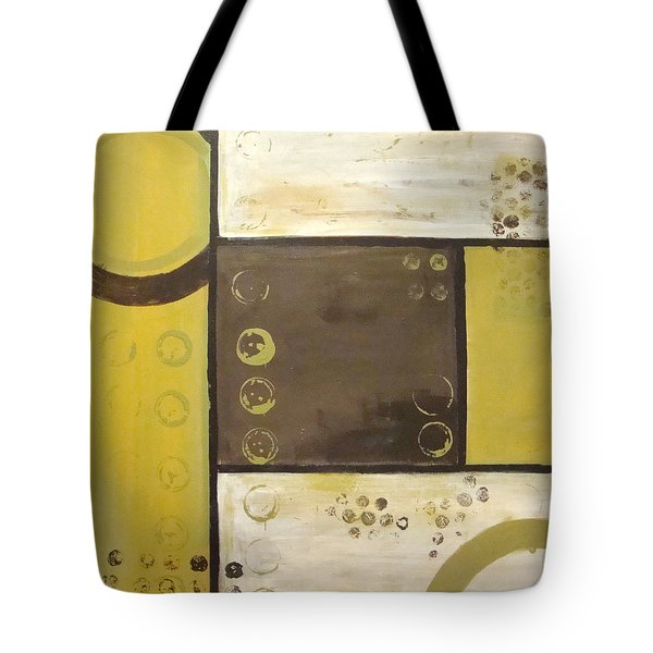 Industrial Circles No.2 Tote Bag by Steven R Plout