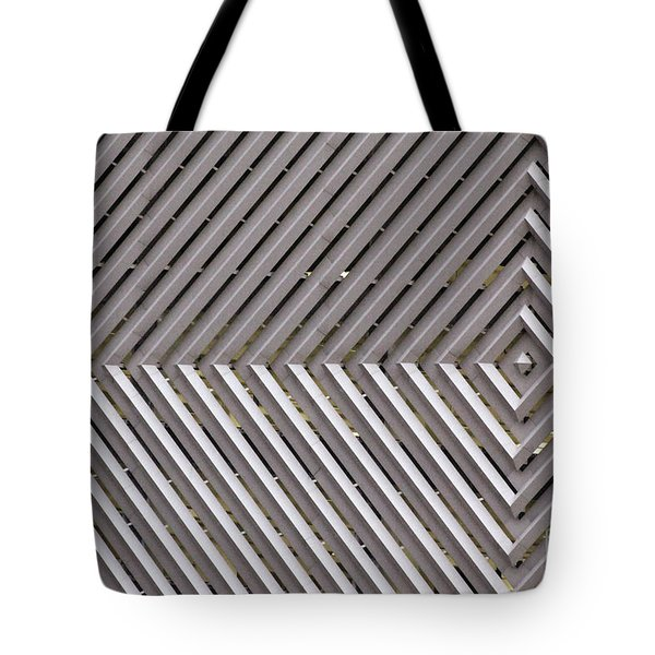 Industrial Diamonds Tote Bag