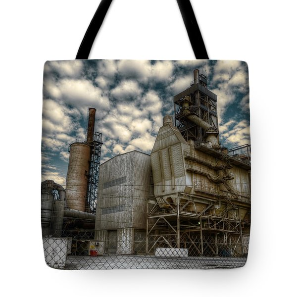 Industrial Disease Tote Bag
