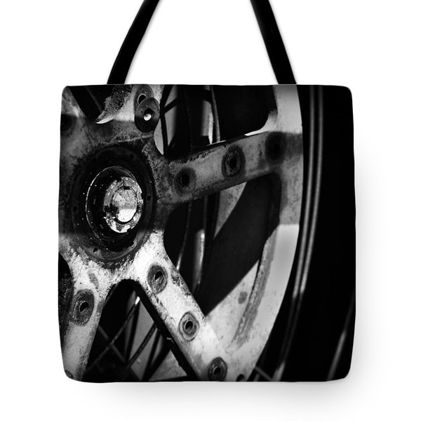 Industrial Gear Tote Bag