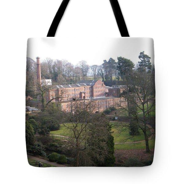 Industrial Heritage Tote Bag