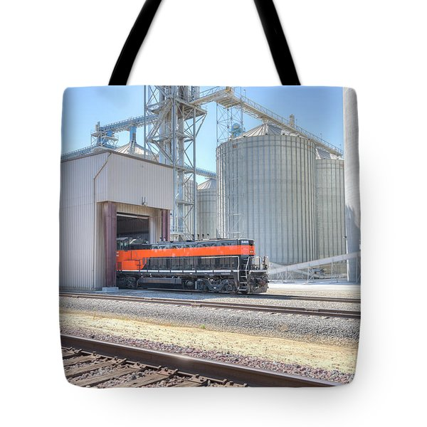 Industrial Switcher 5405 Tote Bag