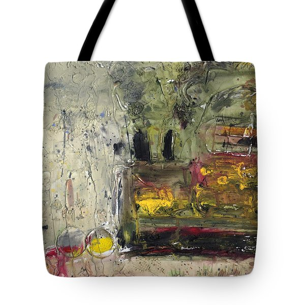 Industry Tote Bag by Phil Strang