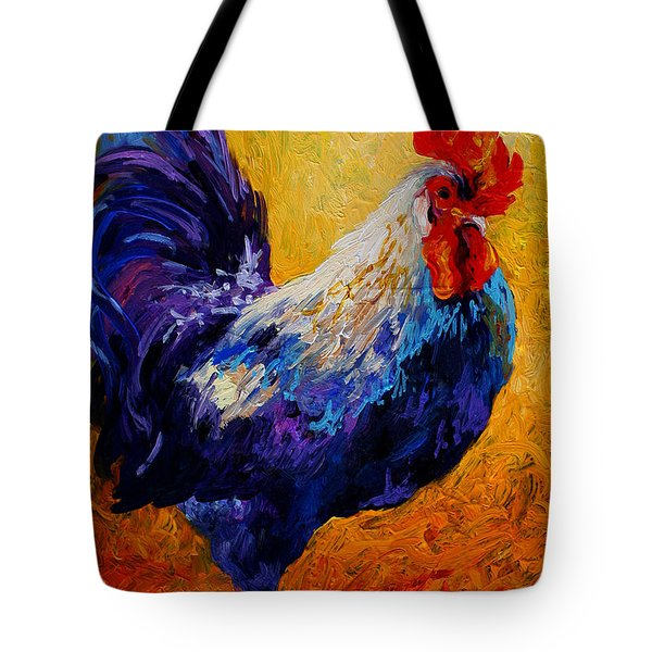 Indy - Rooster Tote Bag