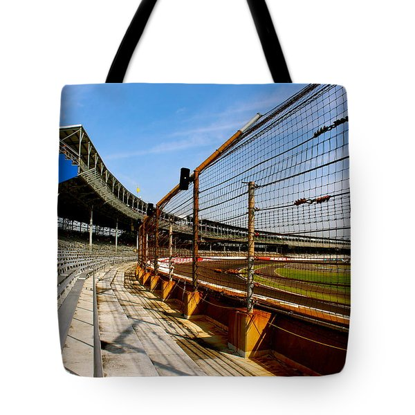 Indy  Indianapolis Motor Speedway Tote Bag