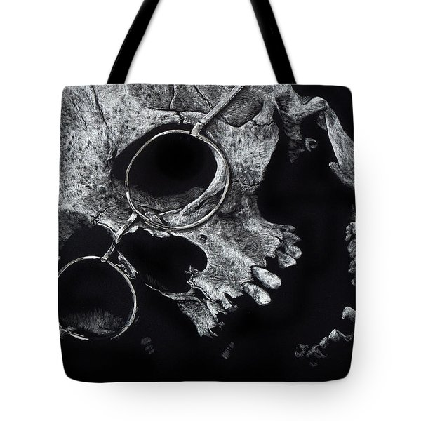 Inevitable Conclusion Tote Bag