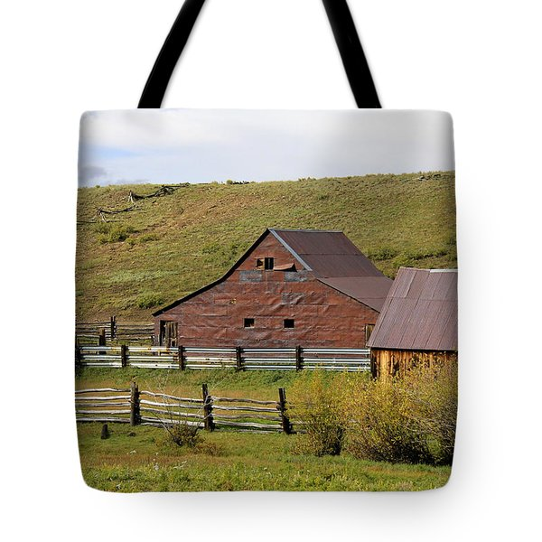 Infamous Ranch - True Grit Tote Bag
