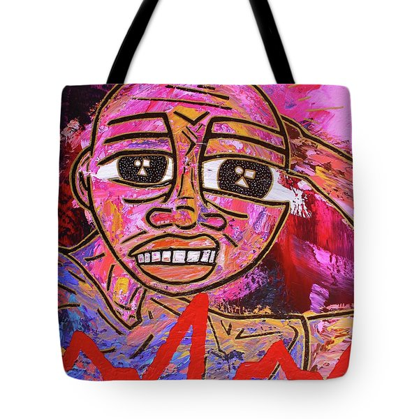 Infatuated Freddy Tote Bag
