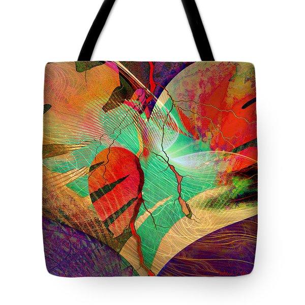 Infatuation Tote Bag