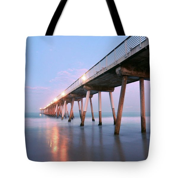 Infinite Bridge Tote Bag